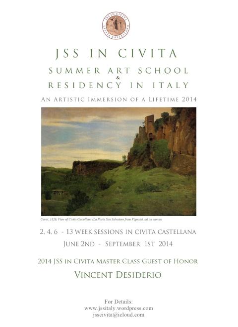 Civita Poster copy