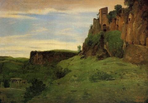 Corot Civita Castellana
