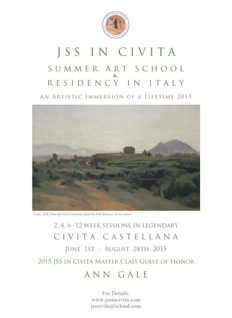 JSS in Civita Poster 2015