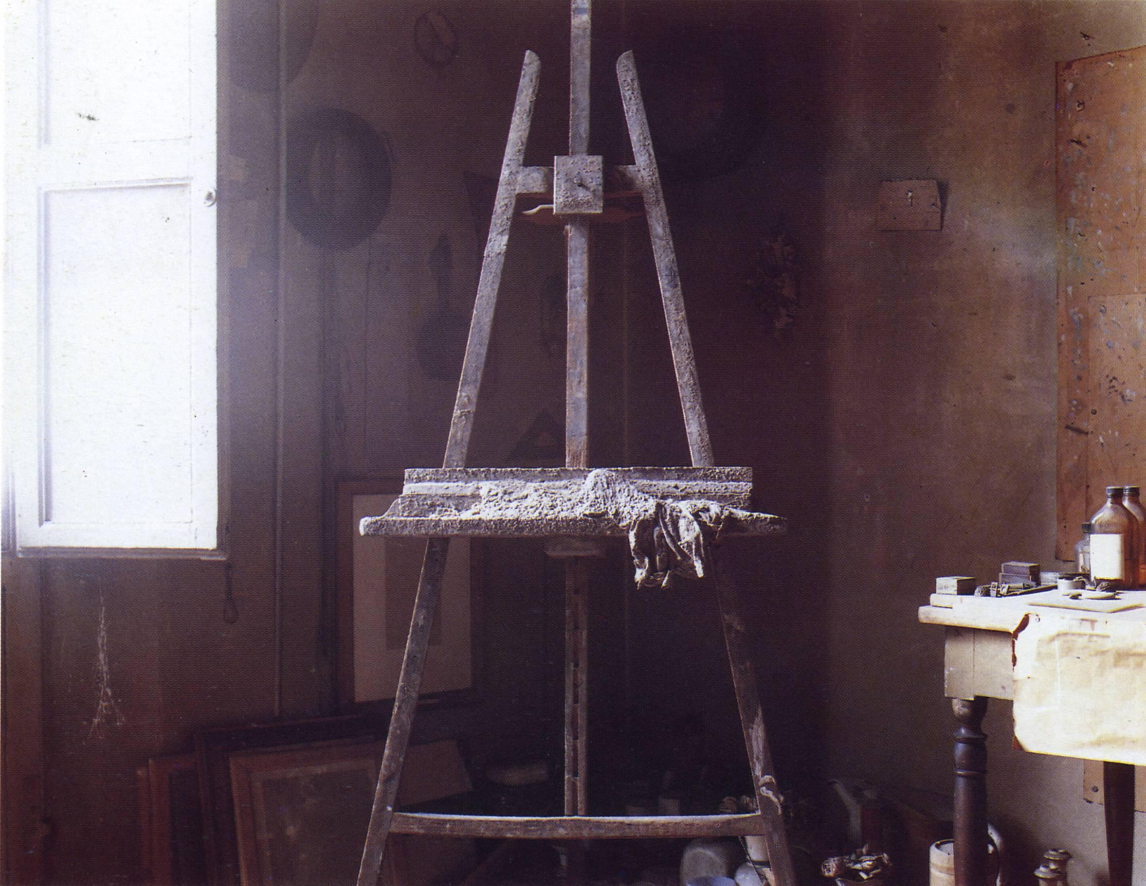Ennio Morlotti: From the Merlini Collection in the Morandi Museum